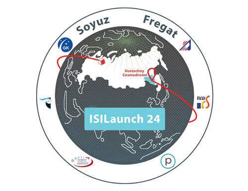 ISL24 launch campaign