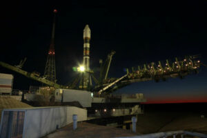 ISL02 launch campaign Soyuz