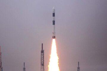 PSLV-C43 ISL23 launch campaign