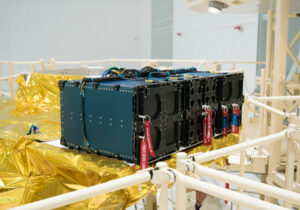 ISISPACE QuadPack cubesat deployers