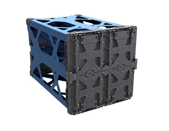 Lightweight CubeSat deployer