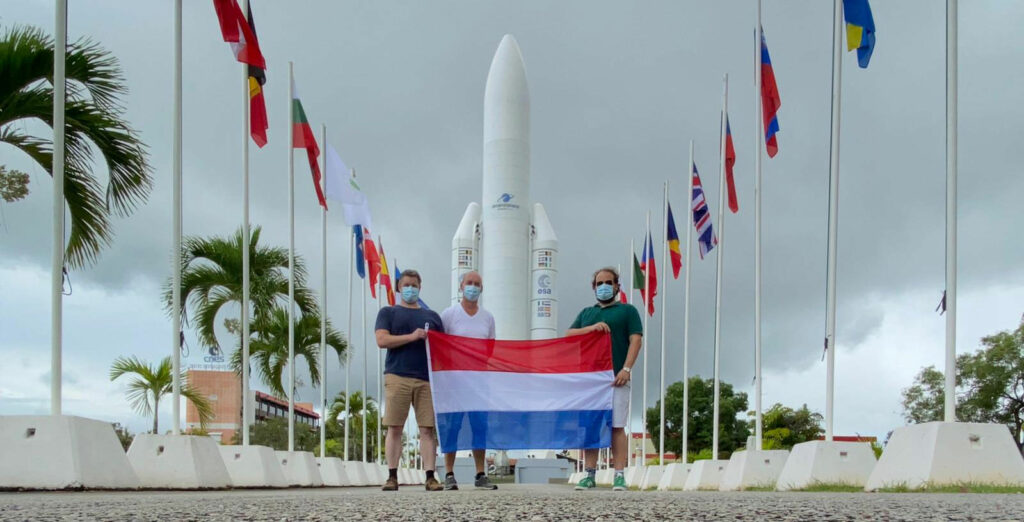 isilaunch team kourou